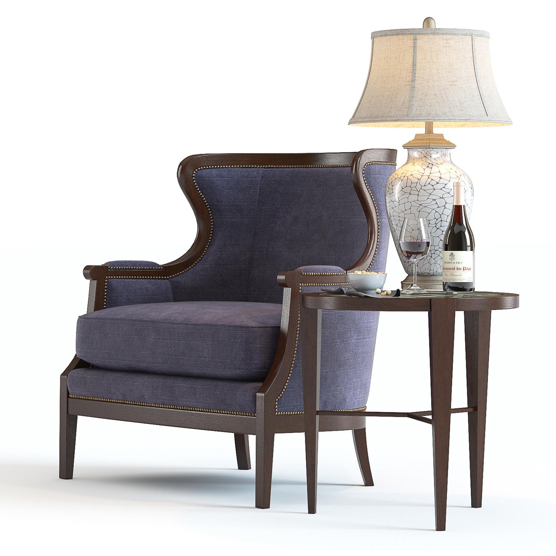 armchair, online 3d modeling service
