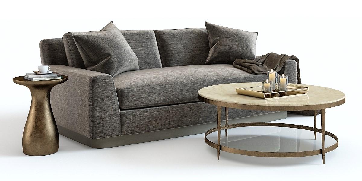 3d model laguna sofa