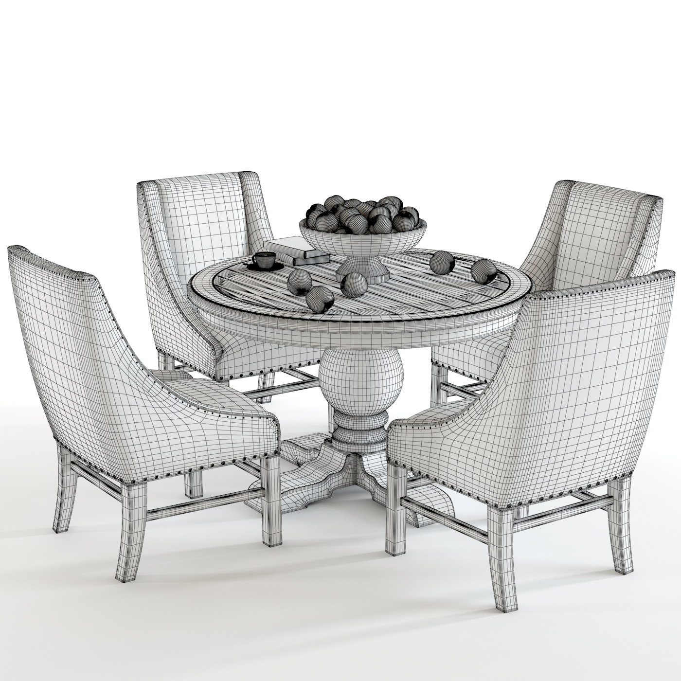 table, 3d modeling service