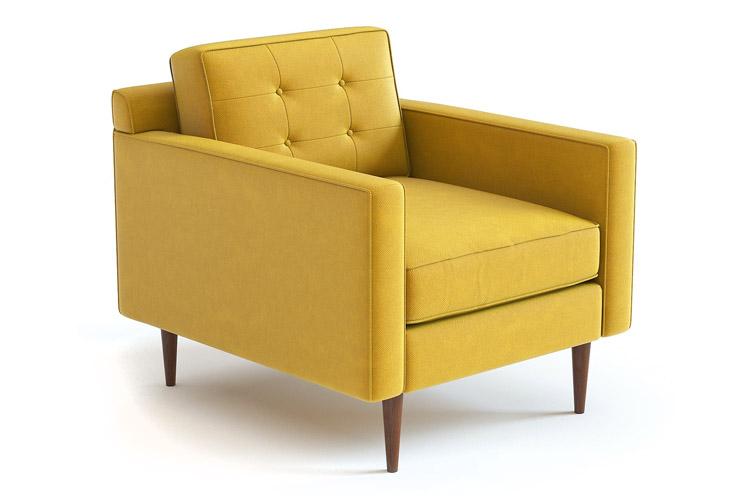 drake armchair interactive