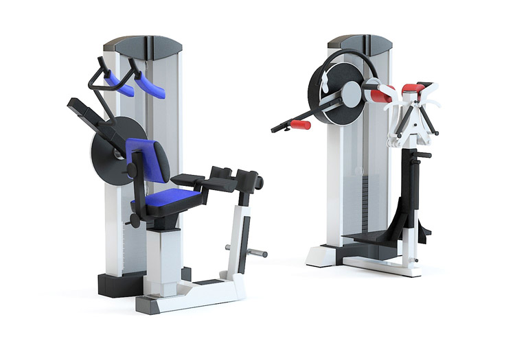3d modeling service sport equipment