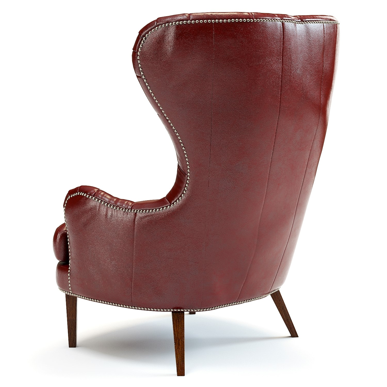 3d modeling service souvereign armchair