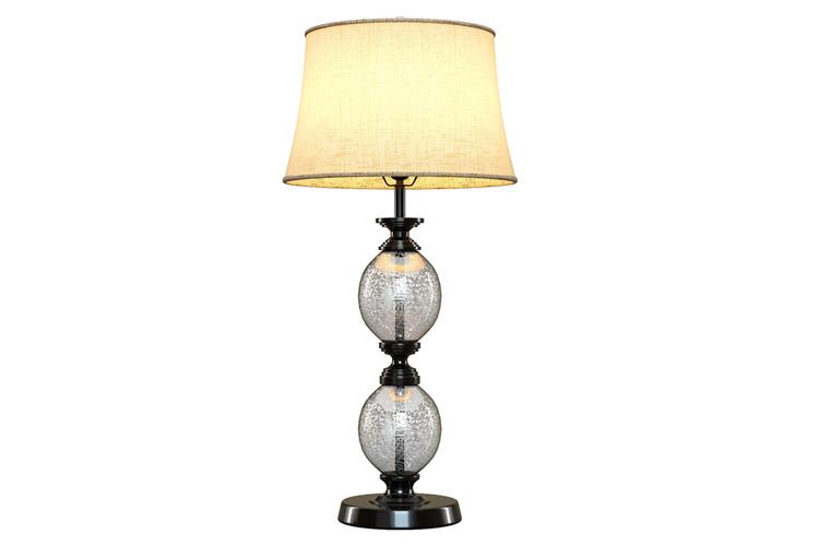 3d modeling service lamp